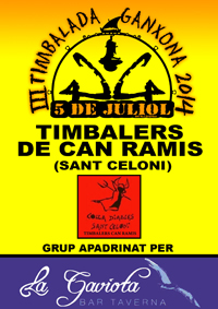 padri_TIMBALERS CAN RAMIS - LA GAVIOTA_200w