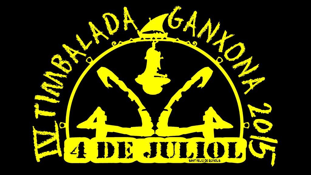 Timbalada Ganxona 2015