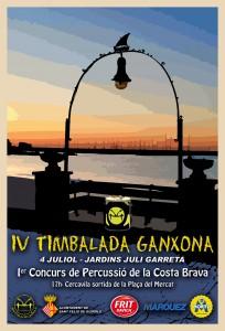 IV TIMBALADA GANXONA (2015)