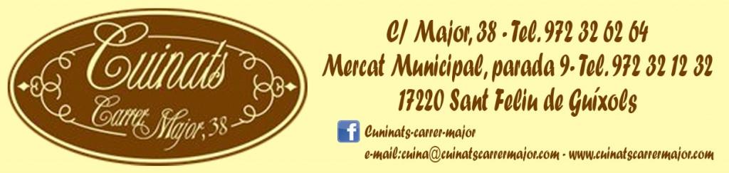 cuinats carrer major - col.laborador 2015